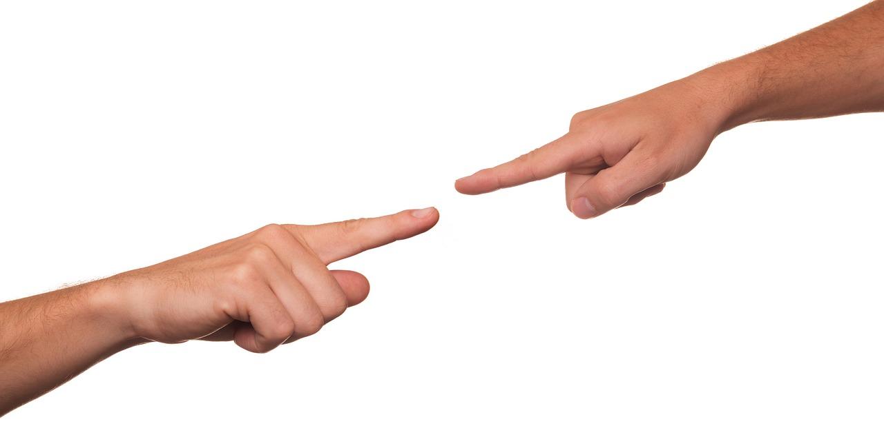 手話の「指差し」って失礼でしょ?!